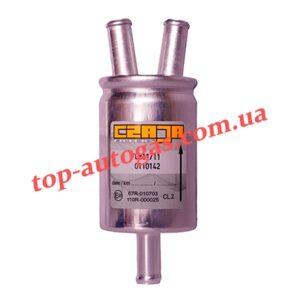 Фильтр тонкой очистки газа CZAGA - 12/12/12, однораз., алюм.