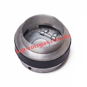 Антихлопковый клапан, d60, гофра-фильтр, металл, Польша