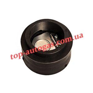 Антихлопковый клапан, d80, гофра-фильтр, пластик, Rуbaсki (300-075)