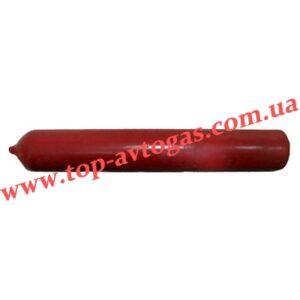 Баллон метановый цилиндрический 50л 1490х232, стальной, Bonger
