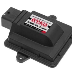 Блок управления 4ц. к системе STAG-200 Go-Fast