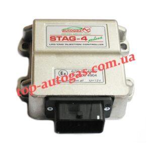 Блок управления 4ц. к системе STAG-4 plus