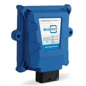 Блок управления 4ц. к системе ZENIT BlueBox