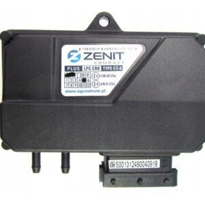 Блок управления 4ц. к системе ZENIT Compact+4