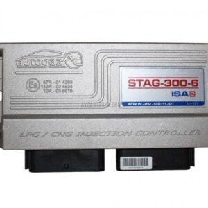 Блок управления 6ц. к системе STAG-300-6 ISA2
