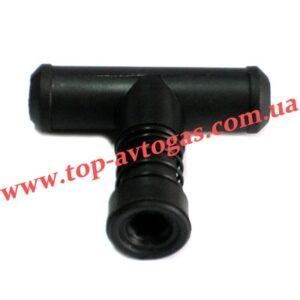 Дозатор газа d16х16, пластиковый, BRC