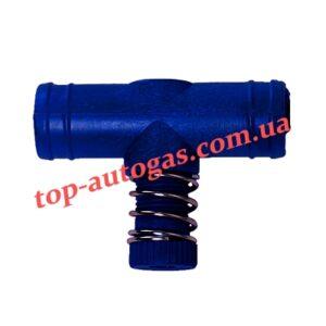 Дозатор газа d18х18, пластиковый, Турция