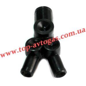 Дозатор газа d19х12х12, без рег.винтов, пластиковый, BRC