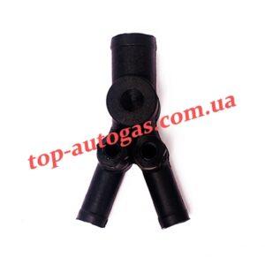 Дозатор газа с двумя рег.винтами, пластиковый, Rybacki