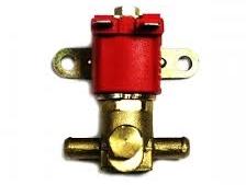 Электроклапан бензина Astar Gas, в латуни.