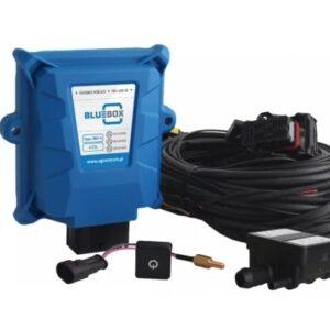 Электроника 4ц. BlueBox (блок, жгут проводов, датч. давления, переключатель, датч. t редуктора)