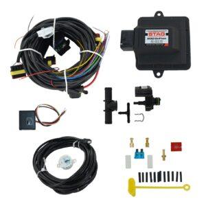 Электроника 4ц. STAG-200 GoFast (разъем тип Valtek, без ДТР и разъемов, LED-GoFast)
