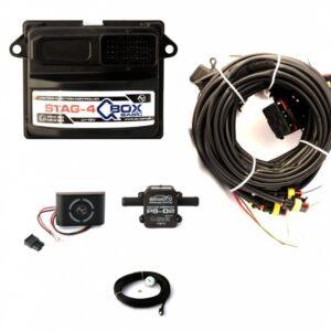 Электроника 4ц. STAG-QBOX BASIC (разъем тип Valtek, без ДТР и разъемов, LED 401)