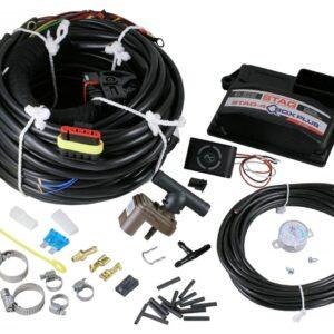 Электроника 4ц. STAG-QBOX PLUS (разъем тип Valtek, без ДТР и разъемов, LED 401)