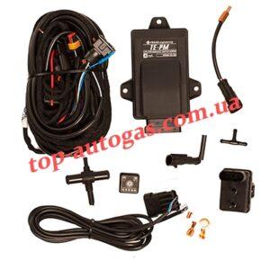 Электроника 4ц. TEGAS TE-PM (блок, жгут проводов, датч. давления, переключатель, датч. t редуктора, датч. t газа)
