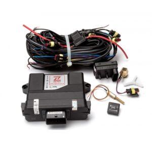 Электроника 6ц. Zenit PRO (блок, жгут проводов, датч. давления, переключатель, датч. t редуктора, датч. t газа)