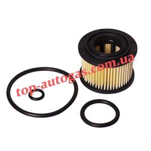 Фильтр электроклапана газа BRC ЕТ-98, стар. обр., (с резин. кольцами), Certools KN-203, пропан