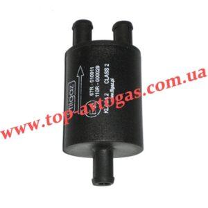 Фильтр тонкой очистки газа Filgaz - 12/12/12, однораз., пластик.