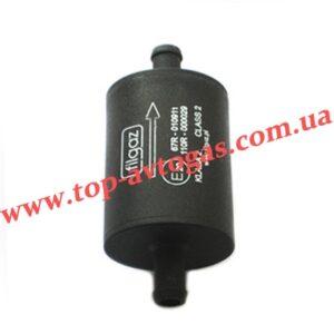 Фильтр тонкой очистки газа Filgaz - 12/12, однораз., пластик.
