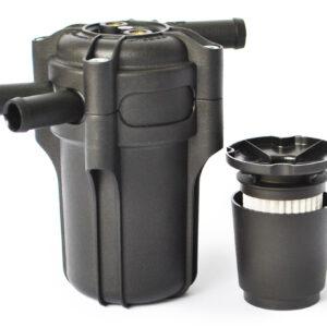 Фильтр тонкой очистки газа ULTRA 360 - 12/12/12, с отстойником