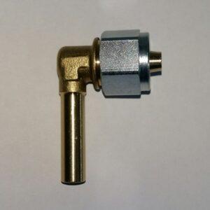 Фитинги для крепления термопластиковой трубки d-8, L-90 (облегченный) Gomet (пропан)