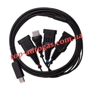 Кабель-интерфейс USB на 4 разъема (универсальный), №2