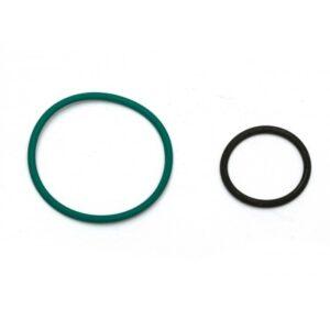 Кольца резиновые для фильтра Tomasetto 2шт,оригинал (зеленое и черное)