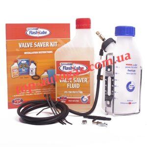 Комплект - механическая капельница и жидкость-смазка Flash Lube 0,5л
