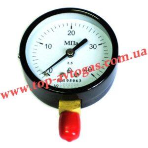 Манометр в метановый редуктор, ДМ 05063-40, 400bar (40МПа)