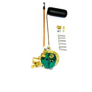 Мультиклапан 315-30 Green Gas Sprint, цил.баллон, кл.А, без ВЗУ,без указателя уровня