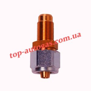 Переходник с трубки терм. d8/М12х1 на мультиклапан, редуктор, прямой (пропан)