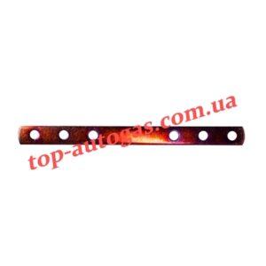 Планка крепления форсунок  (длинная)-140 мм