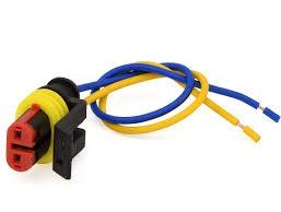 Разъем для электромагнитной катушки форсунок Valtek.