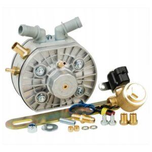 Редуктор впрыск пропан KME Silver 217л.с.(160kW), c К/Г OMB, вход d6, выход d12