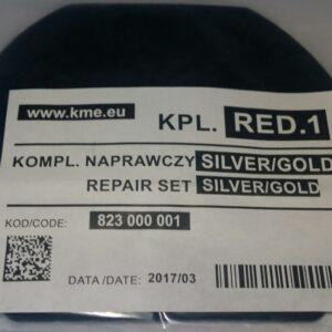 Ремкомплект впрыск. пропан. редуктора KME (Silver/ Gold )RED.1, Польша
