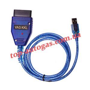 Сканер VAG COM KKL 409.1 USB №8