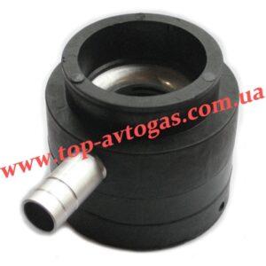 Смеситель-антихлопок 300-057, d62, пластик, с 1 прям. подводом LADA, Rybacki