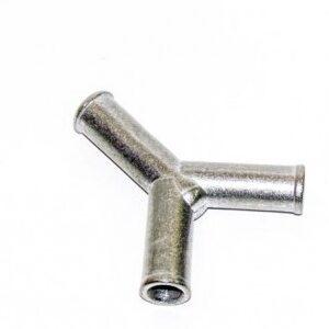Тройник газовый 12х12х12, алюминий