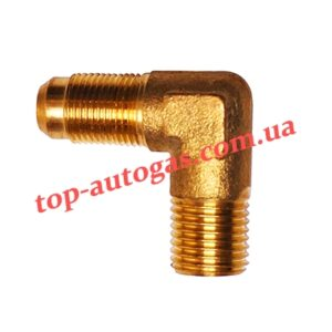 Уголок для мультиклапана d6х8 M10x1G14 (GZ-263) (пропан)