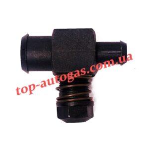 Дозатор газа d12х19, пластиковый, Rybacki